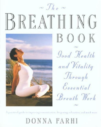 The Breathing Book Good Health Vitality Breath Work by Donna Farhi Inspiration Book.jpg