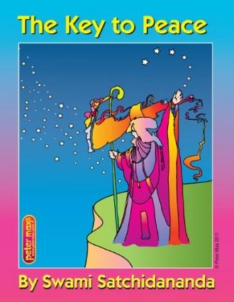 The Key to Peace by Swami Satchidananda Wisdom Meditation Yoga Spirituality Kindness Blog.jpg