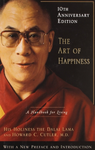 The Art of Happiness by The Dalai Lama Inspiration Motivation Books Blogs Midwest.jpg