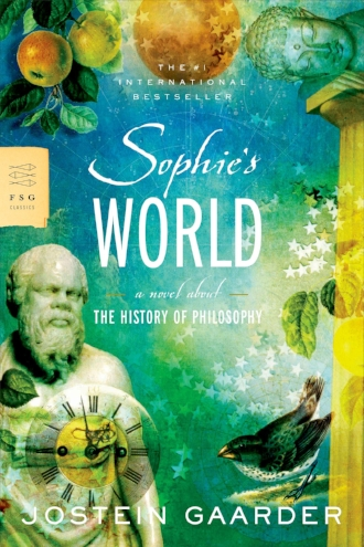 Sophies World by Jostein Gaarder Philosophy Inspiration Thoughtful Books.jpg