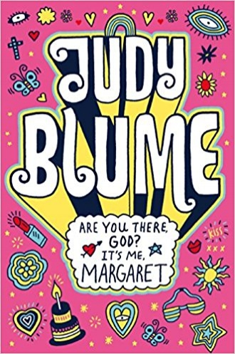 Are You There God It's Me Margaret by Judy Blume Young Adults Teen Girls Novel Classic.jpg