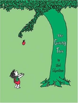 The Giving Tree by Shel Silverstein Childrens Book Kids Story Inspiring Kindness Love.jpg