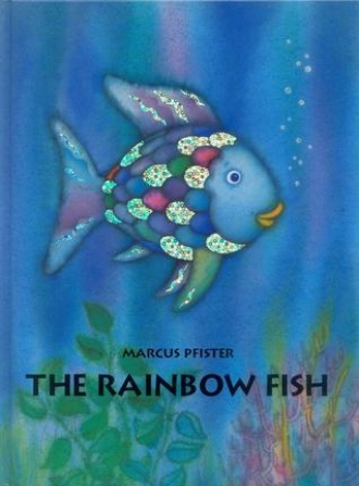 The Rainbow Fish by Marcus Pfister Childrens Kids Books Beautiful Illustration Stories Peace to the People.jpg