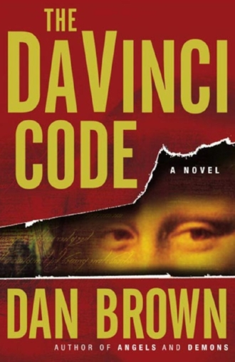 The Da Vinci Code by Dan Brown a Novel Bestselling Author Books Blogs.jpg