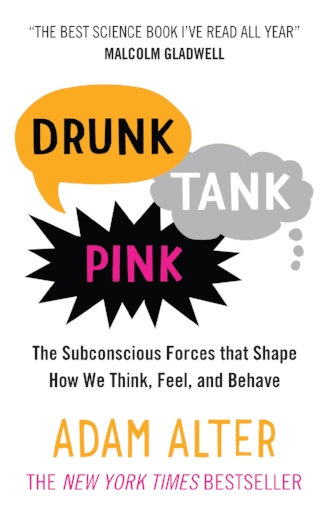 Drunk Tank Pink Books Book List Recommendations Creativity Columbus Ohio