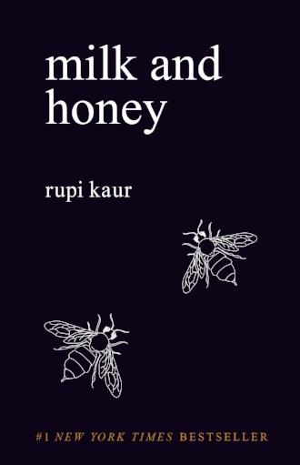 Milk and Honey by Rupi Kaur New York Times Bestseller Book Beauty.jpg