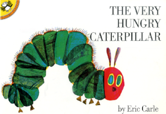 The Very Hungry Caterpillar by Eric Carle Childrens Books Imagination Creativity Kids.png