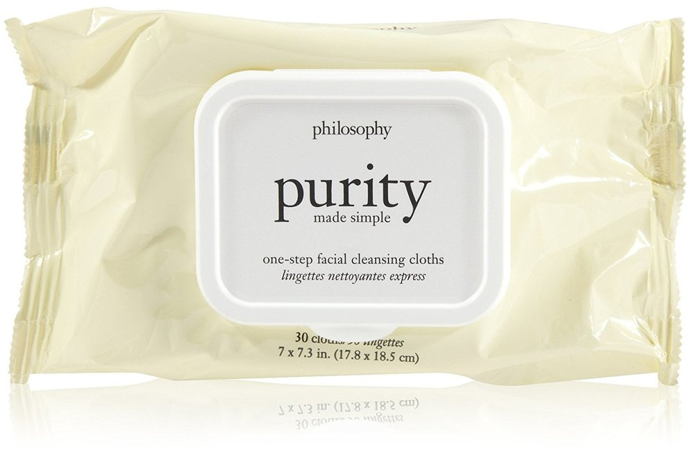 Philosophy Purity Made Simple Facial Cleansing Cloths, 30 Count.jpg