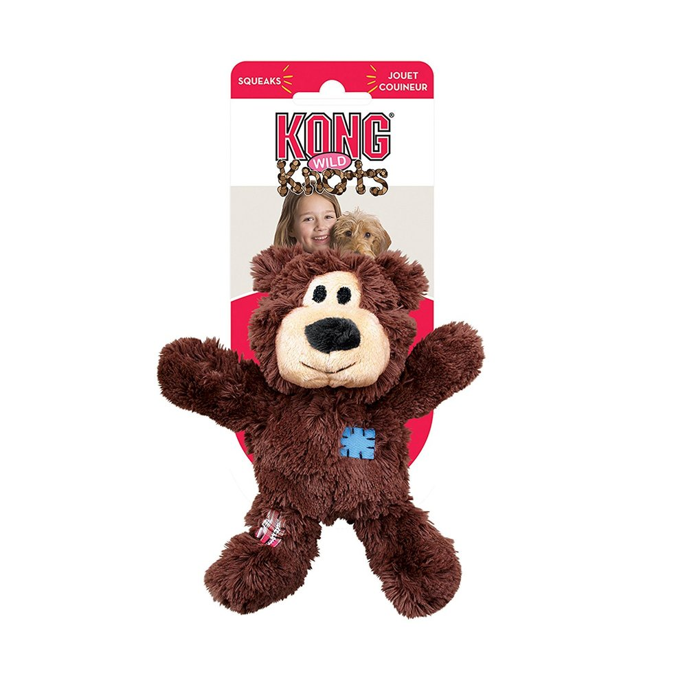 KONG Wild Knots Squeaker Bear for Dogs, Small Medium, Colors Vary.jpg