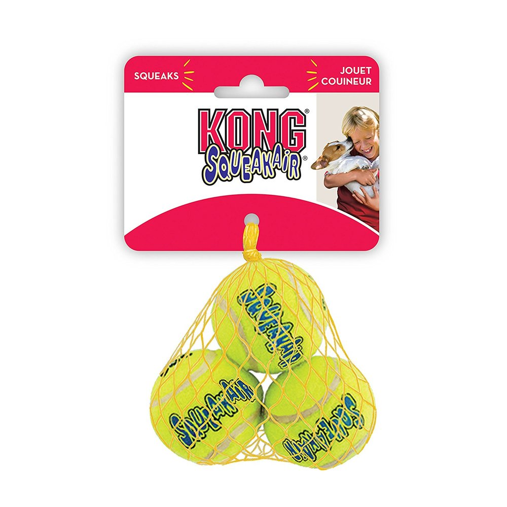 KONG Air Dog Squeakair Dog Toy Tennis Balls, X-Small, 3-Pack.jpg