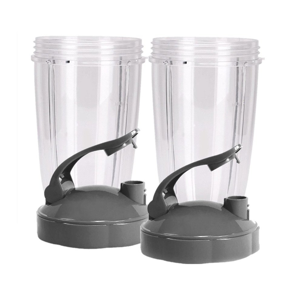 Blendin Flip Top To Go Lip with 24oz Tall Cup for Nutribullet (2 Pack).jpg