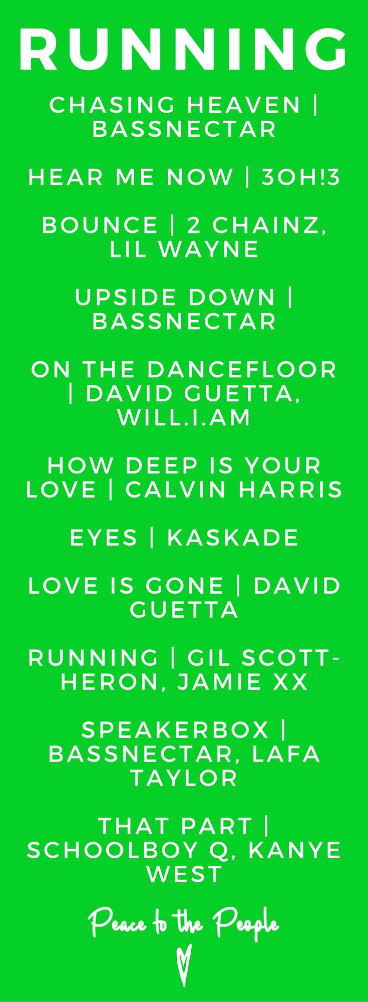Running Fitness Playlist Music Rap Trap Bassnectar David Guetta Kanye West Calvin Harris.png
