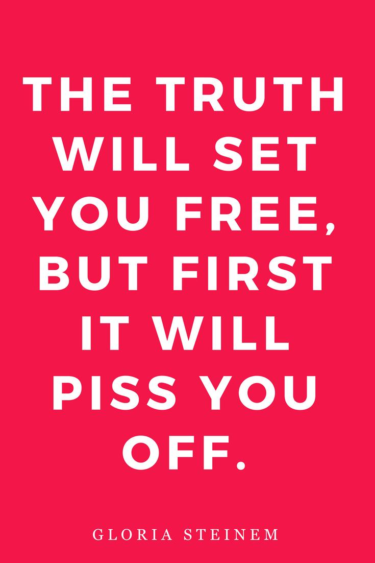 Gloria Steinem, Feminism, Truth, Inspiration, Quotes, Books.png