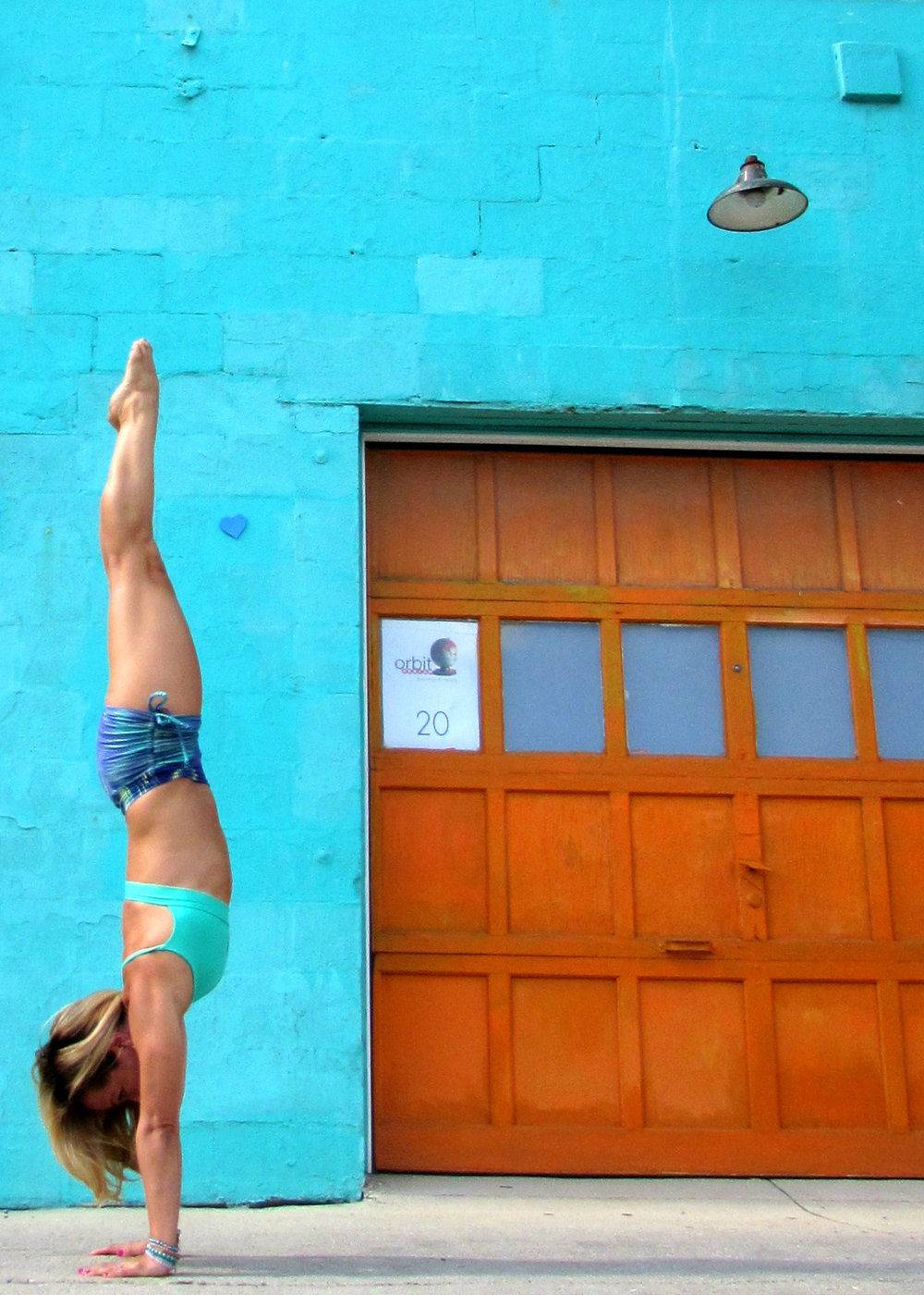 Kino Turquoise Handstand Peace to the People Portrait Photography.jpg