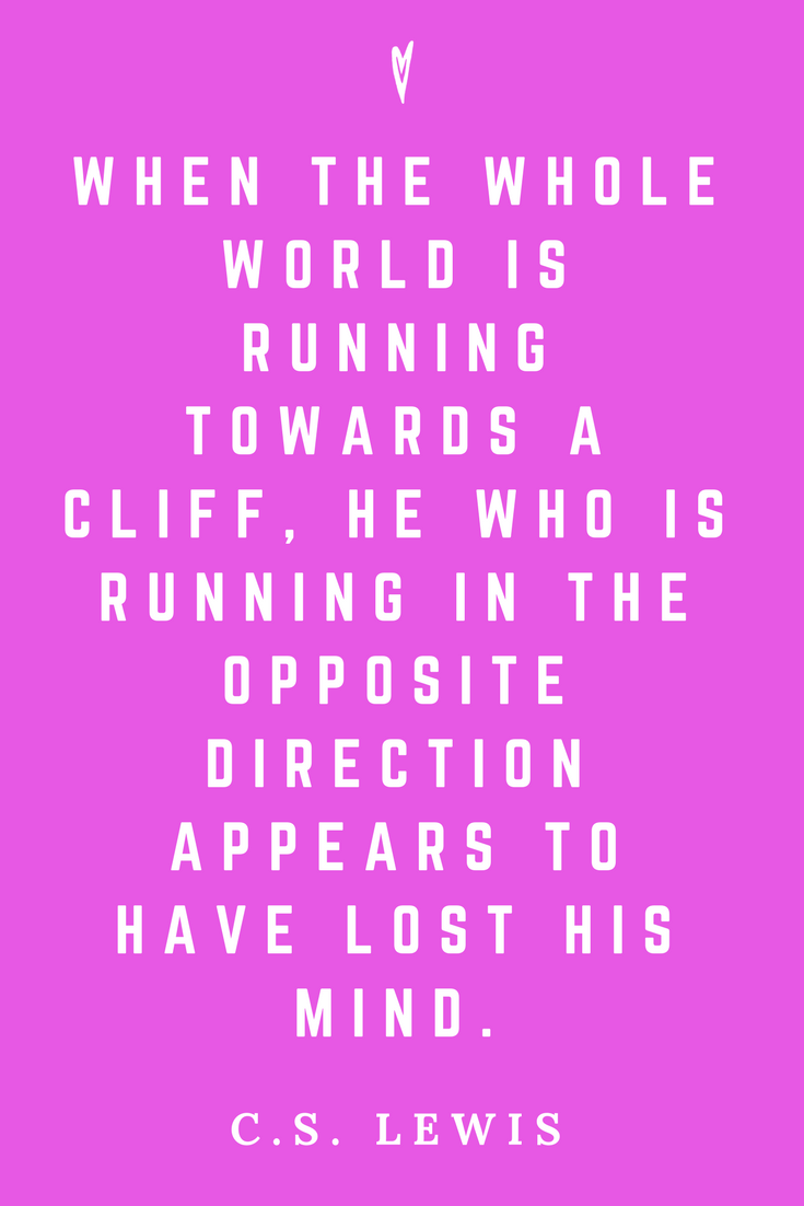 C.S. Lewis • Top 25 Quotes • Peace to the People • Author • Writer • Motivation • Wisdom • Inspiration • Society.png