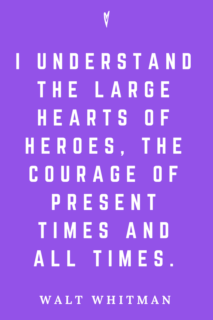 Walt Whitman • Top 35 Quotes • Peace to the People • Author • Writer • Poet • Culture • Motivation • Wisdom • Inspiration • Heroes.png