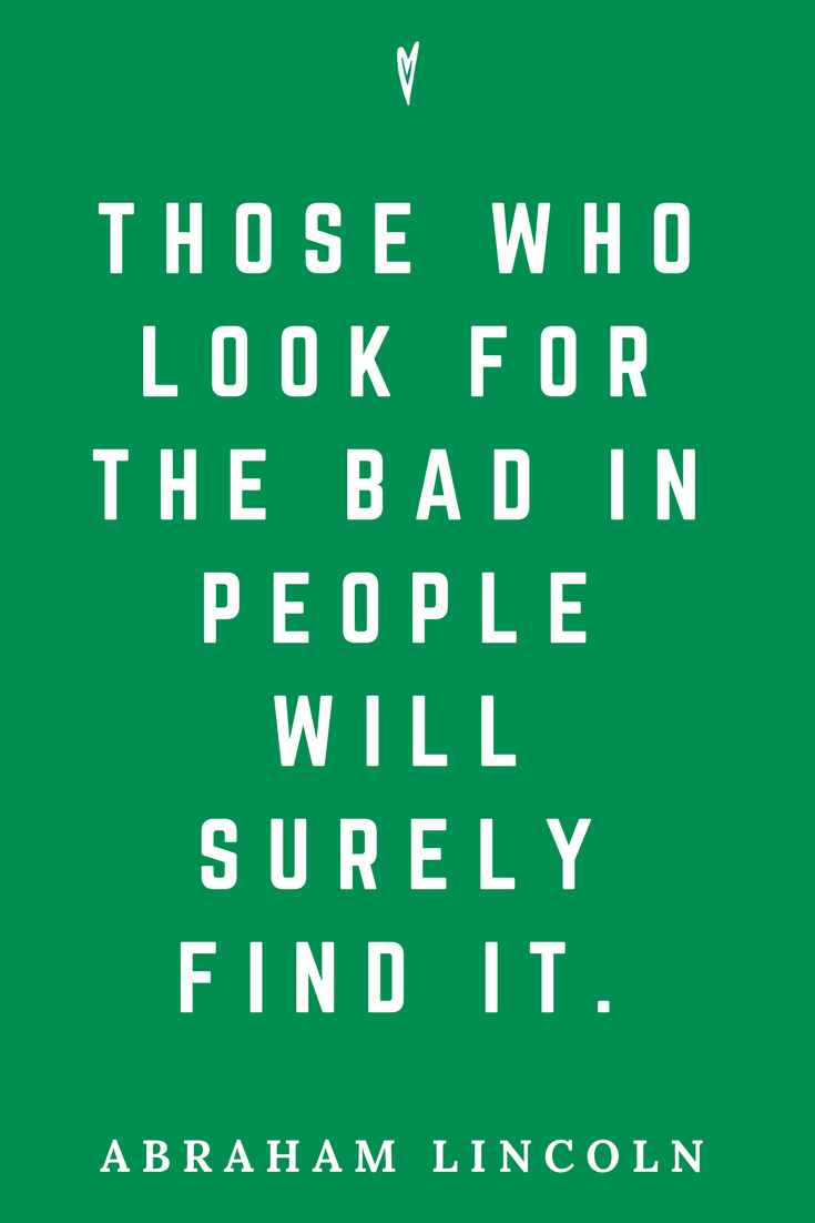 Abraham Lincoln • Top 25 Quotes • Peace to the People • American History • Culture • Motivation • Wisdom • Inspiration • People.png