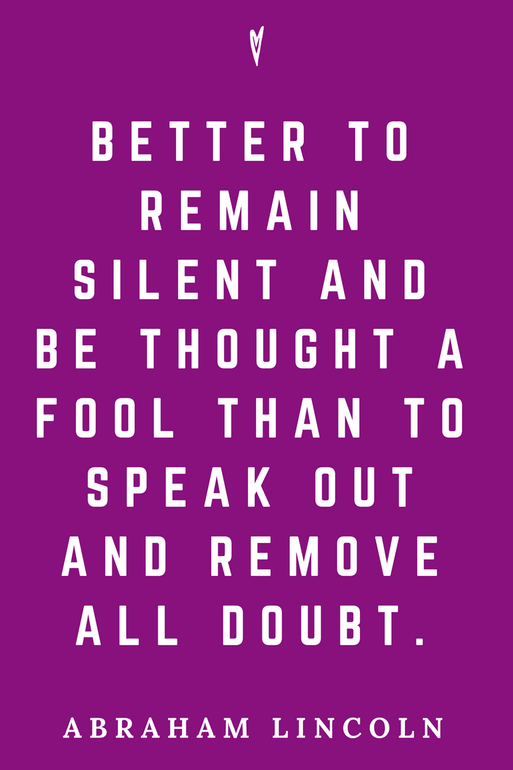 Abraham Lincoln • Top 25 Quotes • Peace to the People • American History • Culture • Motivation • Wisdom • Inspiration • Fool.png
