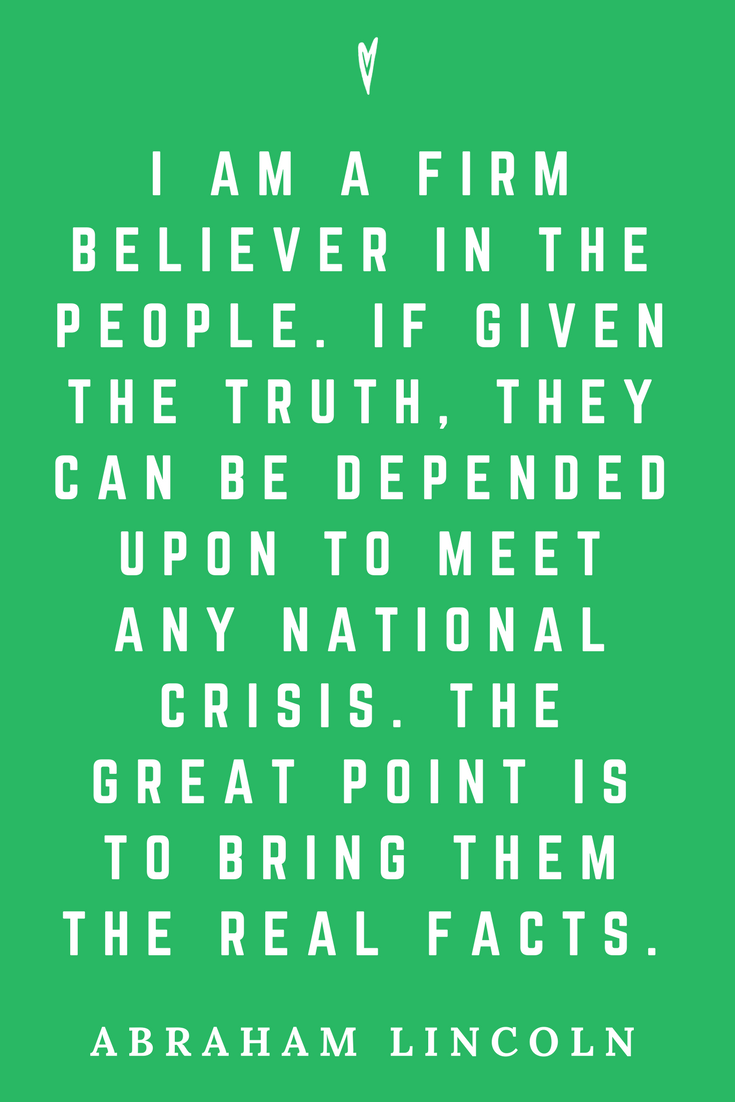 Abraham Lincoln • Top 25 Quotes • Peace to the People • American History • Culture • Motivation • Wisdom • Inspiration • Power to the People.png