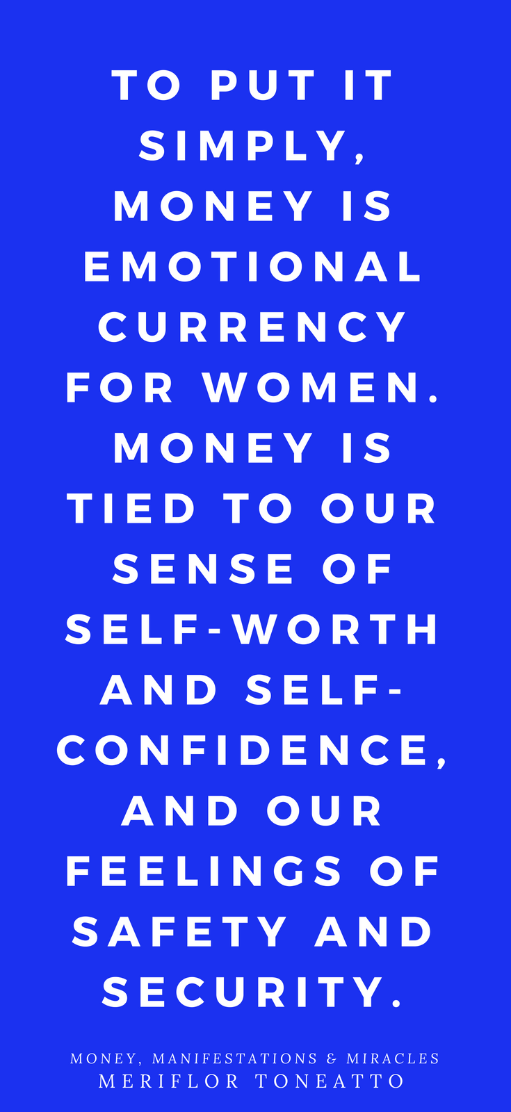 Money, Manifestations + Miracles • A Guide to Transforming Women's Relationships with Money • Meriflor Toneatto • New World Library • Book Review • Peace to the People.png