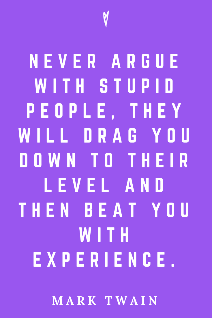 ♥ Mark Twain Quotes • Peace to the People • Pinterest • Mindfulness, Motivation • Wisdom • Stupid People.png