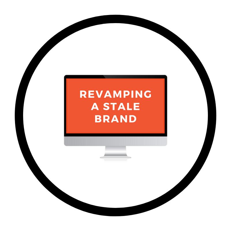 Branding Services • Digital Marketing • Brand Management • Entrepreneurship • Small Business • Online Course + Training • Revamping a Stale Brand
