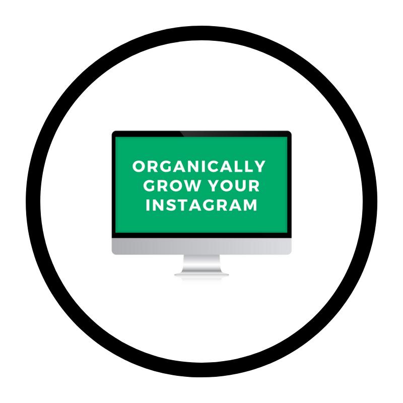 Branding Services • Digital Marketing • Brand Management • Entrepreneurship • Small Business • Online Course + Training • Organically Grow Your Instagram