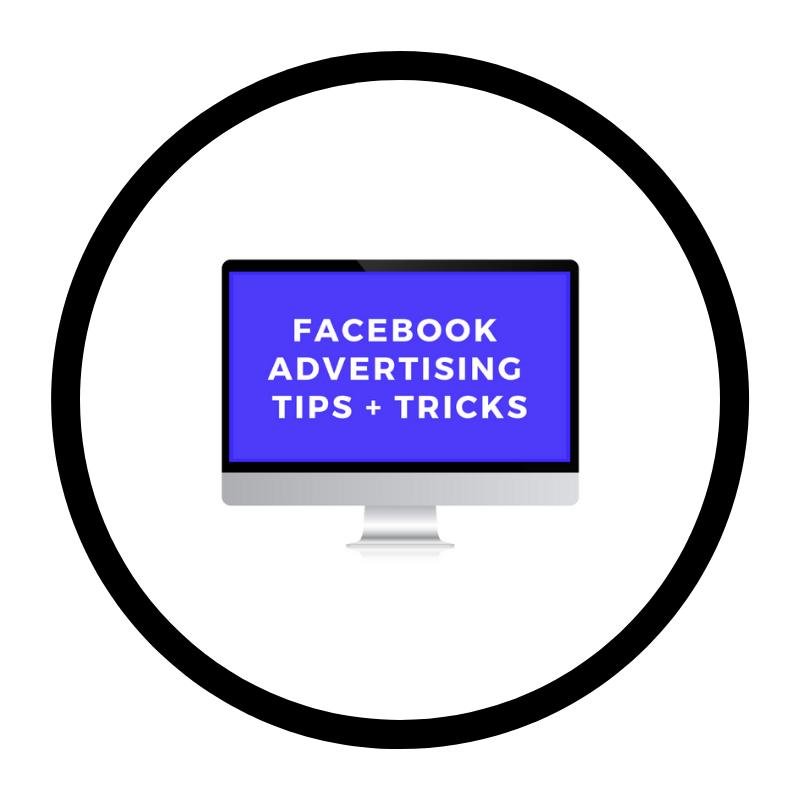 Branding Services • Digital Marketing • Brand Management • Entrepreneurship • Small Business • Online Course + Training • Facebook Advertising Tips + Tricks