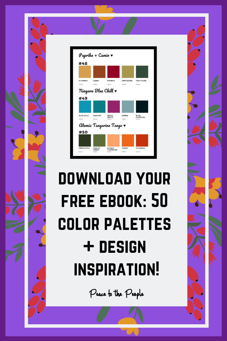 Peace to the People • Digital Marketing • Free Download • Color Palettes • Color Themes (9).png