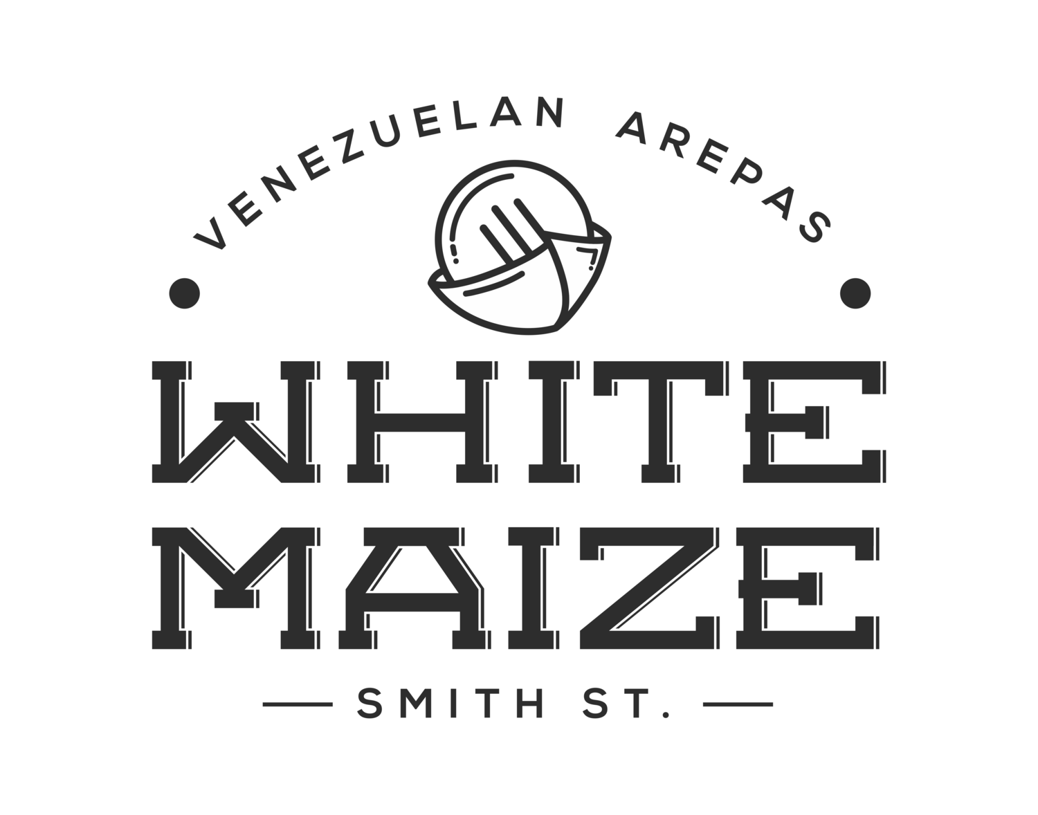 White Maize Arepas