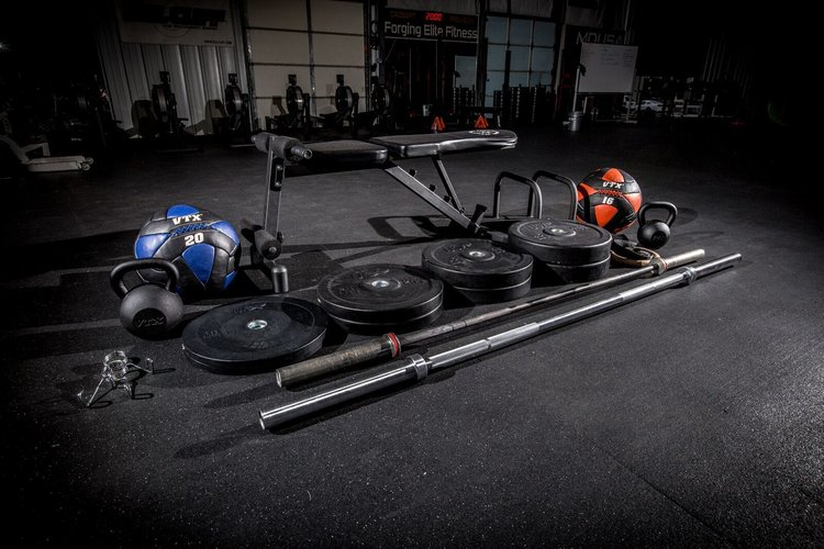 Level 4 his and her garage gym package u2014 axom performance