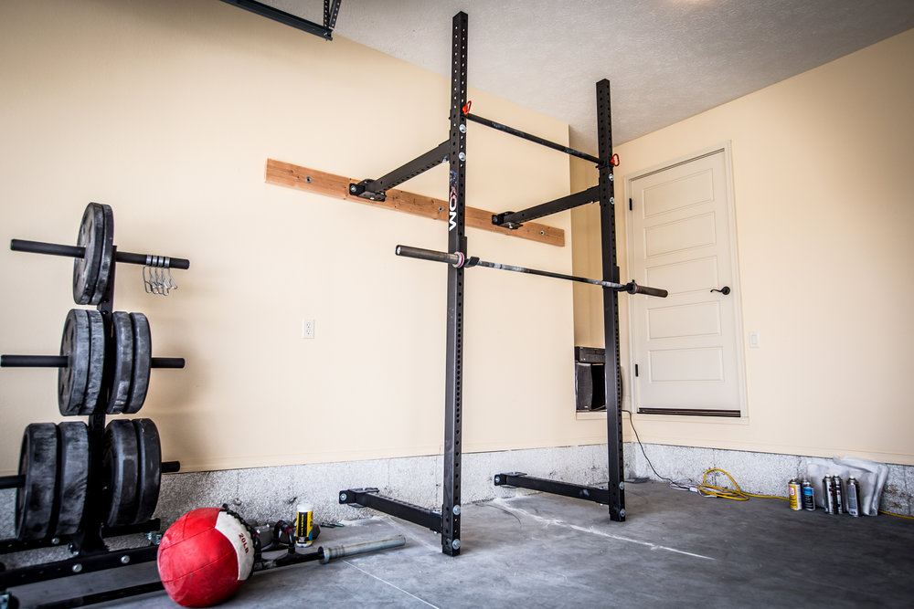 Body solid garage gym xtreme package