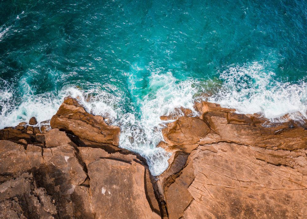 """"""" Coastal ,"""" Antigua"""