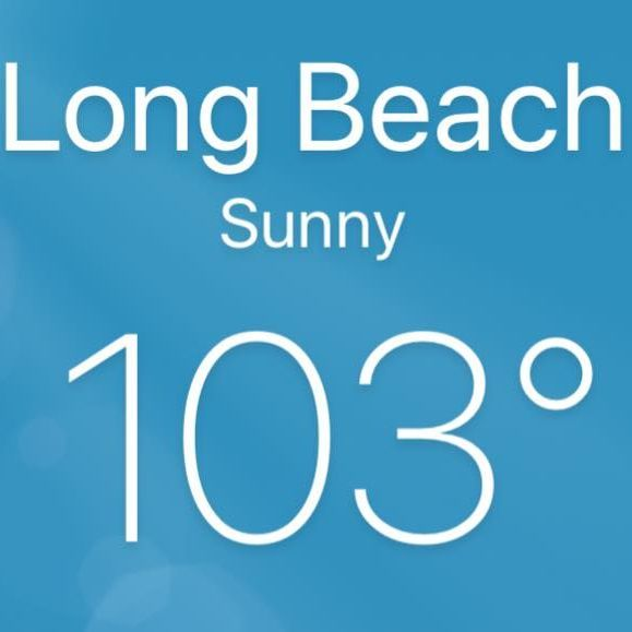 Long Beach is breaking records this week! Yesterday was the hottest day on record on October 23 since 1967. Remember to stay hydrated and close your blinds during the day. [...] . . . #LAliving #californiastreets #gobeach #golongbeach  #affordablehousing #lahousing #forrent #budgetfriendly #budget #property #longbeachliving #california #ilovelongbeach #lbc #southerncalifornia #socal #socalliving #beachwithbenefits #lbchousing #longbeachapts #longbeachhousing #ilovelongbeach #apartments #lowrent #housingdeals