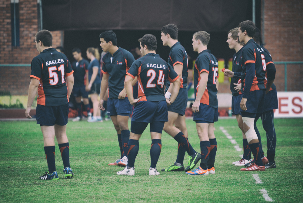 IASAS RUGBY - SINGAPORE AMERICAN SCHOOL