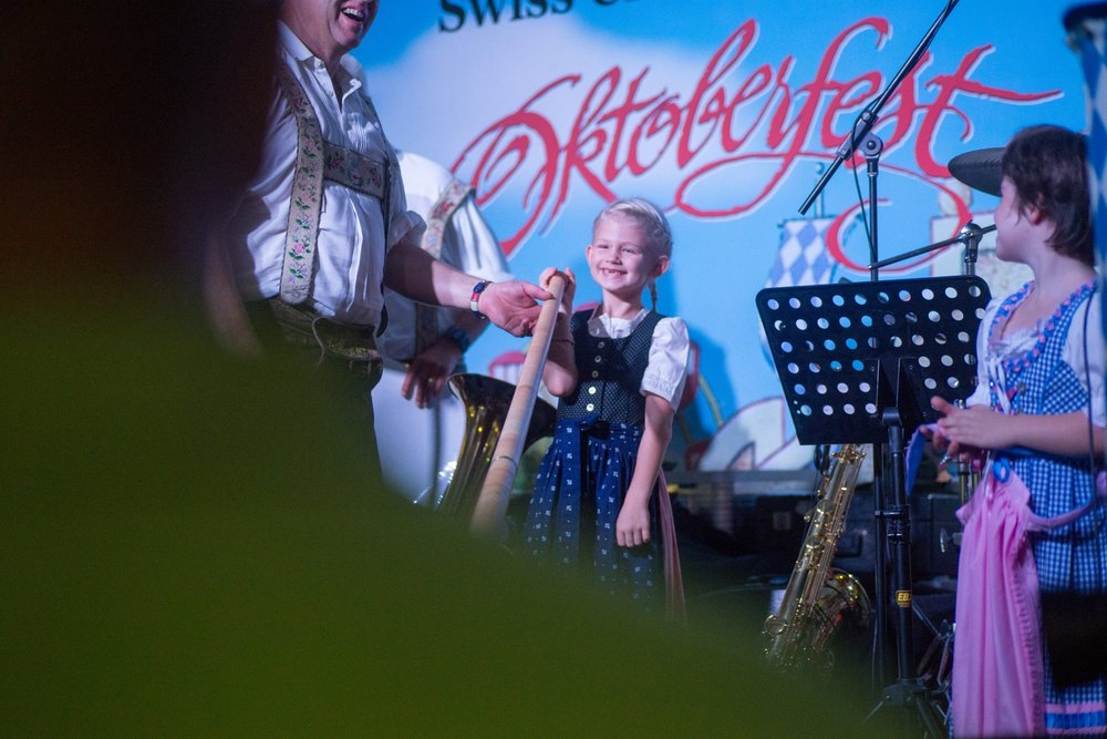OKTOBERFEST 2014/15 - THE SWISS CLUB