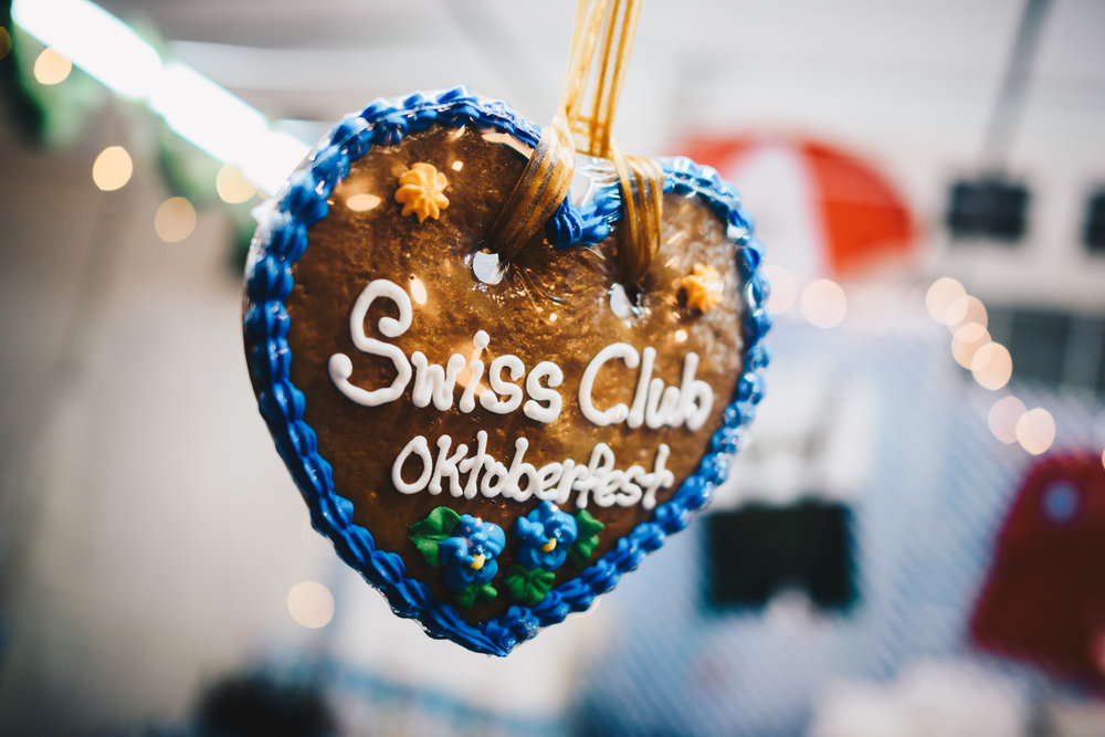 OKTOBERFEST 2016 - THE SWISS CLUB