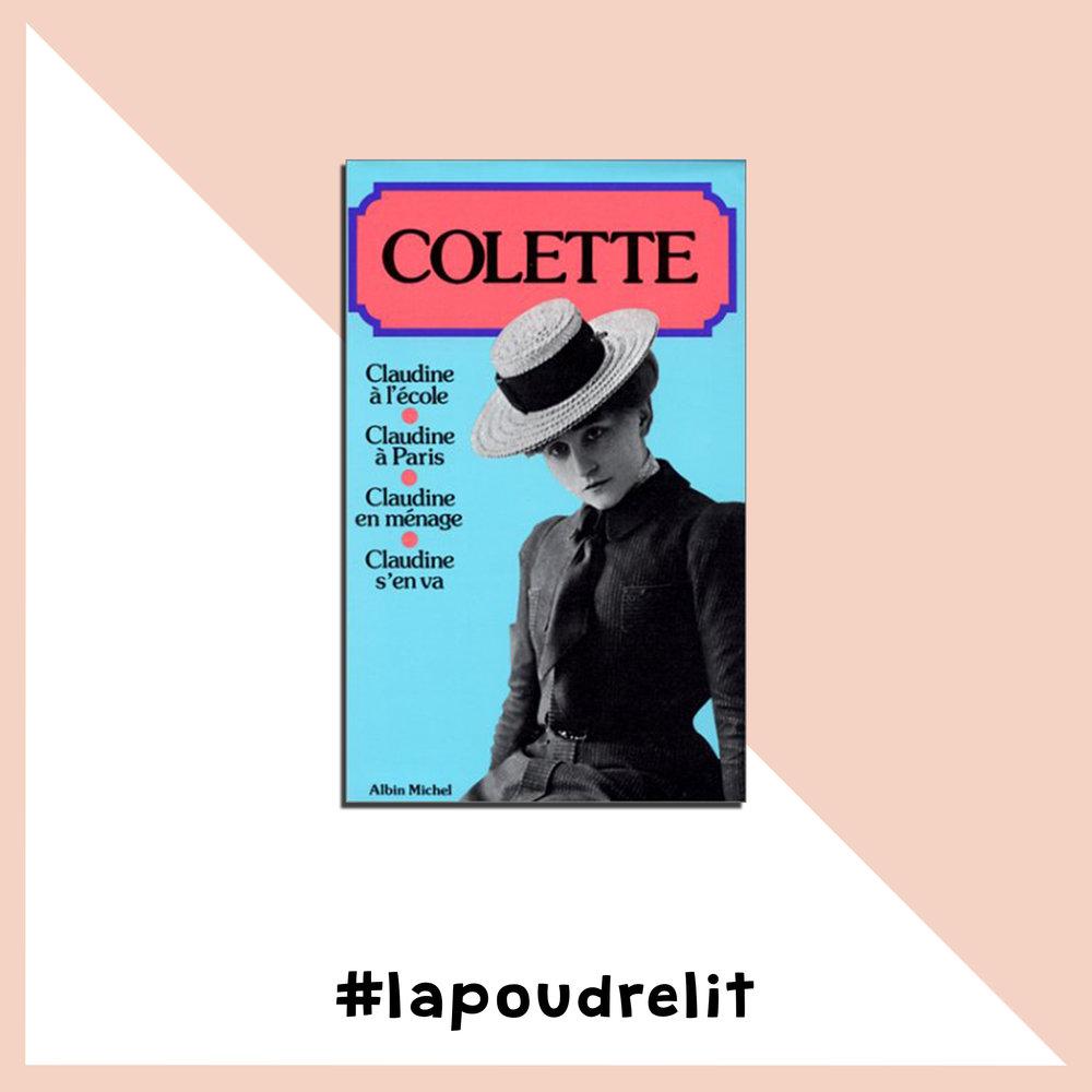 La collection «Claudine »              Colette Au micro de Lauren Bastide, Christine Bard raconte le lien qui l'unit à Colette, et plus particulièrement son amour pour sa série relatant les aventures de Claudine. Dans l'écriture sensuelle et libre de Colette, Christine Bard perçoit un aspect du féminisme nécessaire à son bonheur.C'est aussi là qu'elle puise toute la force dont une féministe a besoin pour mener ses combats au quotidien. Je veux l'acheter sur LesLibraires.fr.