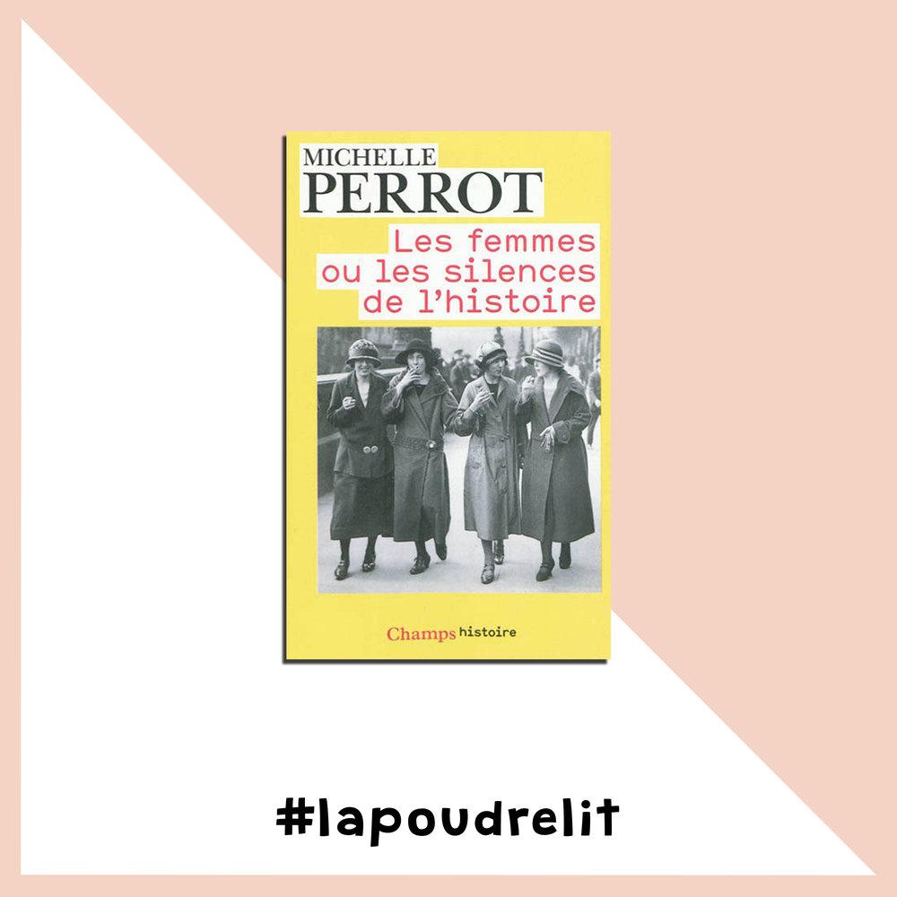 Les femmes ou le silence de l'histoire           Michelle Perrot Christine Bard a effectué sa thèse à l'Université de Paris 7 sous la direction de l'historienne Michelle Perrot, spécialisée dans l'histoire des femmes et plus particulièrement de leur invisibilisation au sein de cette dernière. Dans « Les femmes ou le silence de l'histoire », elle substitue aux silences du récit historique les vécus de ces femmes qui n'ont jamais cessé d'agir,du 19ème au 21ème siècle. Je veux l'acheter sur LesLibraires.fr.