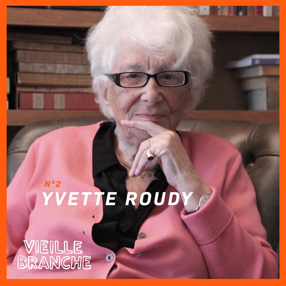 Épisode #2 :Yvette Roudy, militante féministe, ancienne Ministre des Droits de la femme