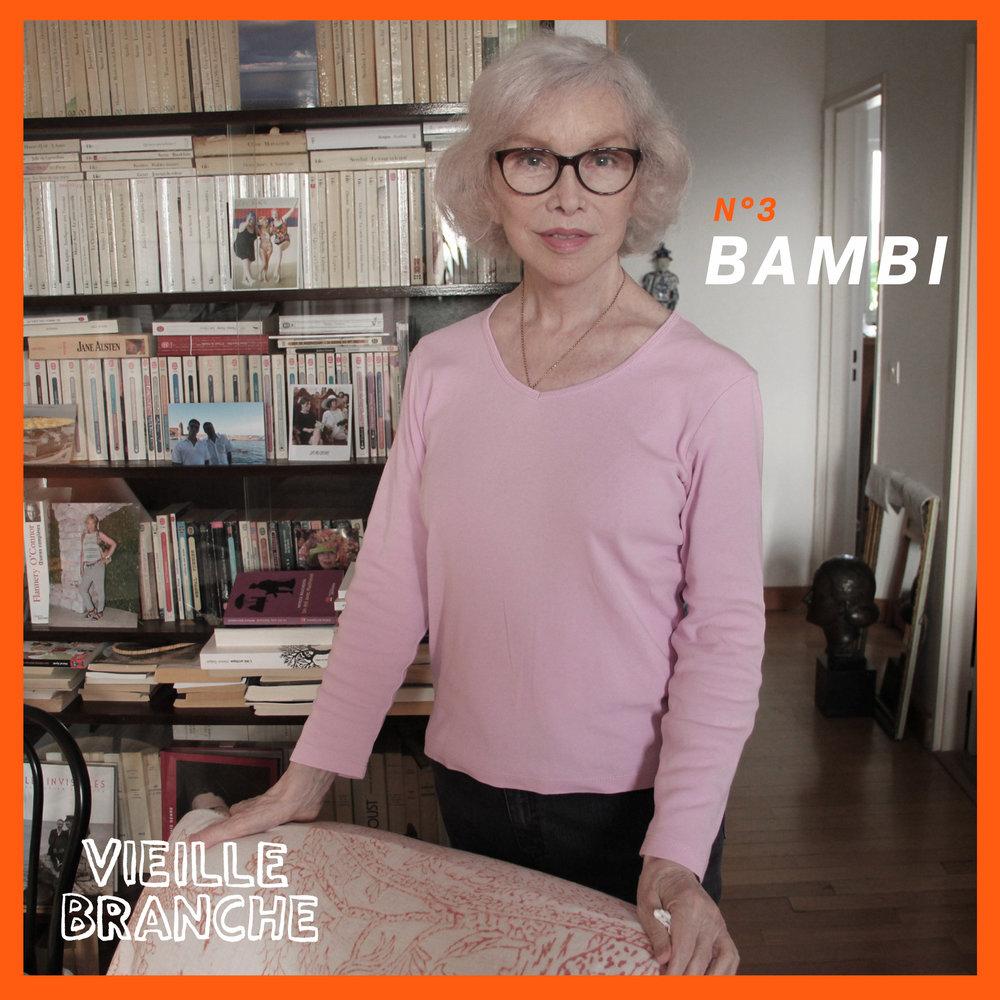 Épisode #3 : Bambi, professeure de française et ancienne danseuse