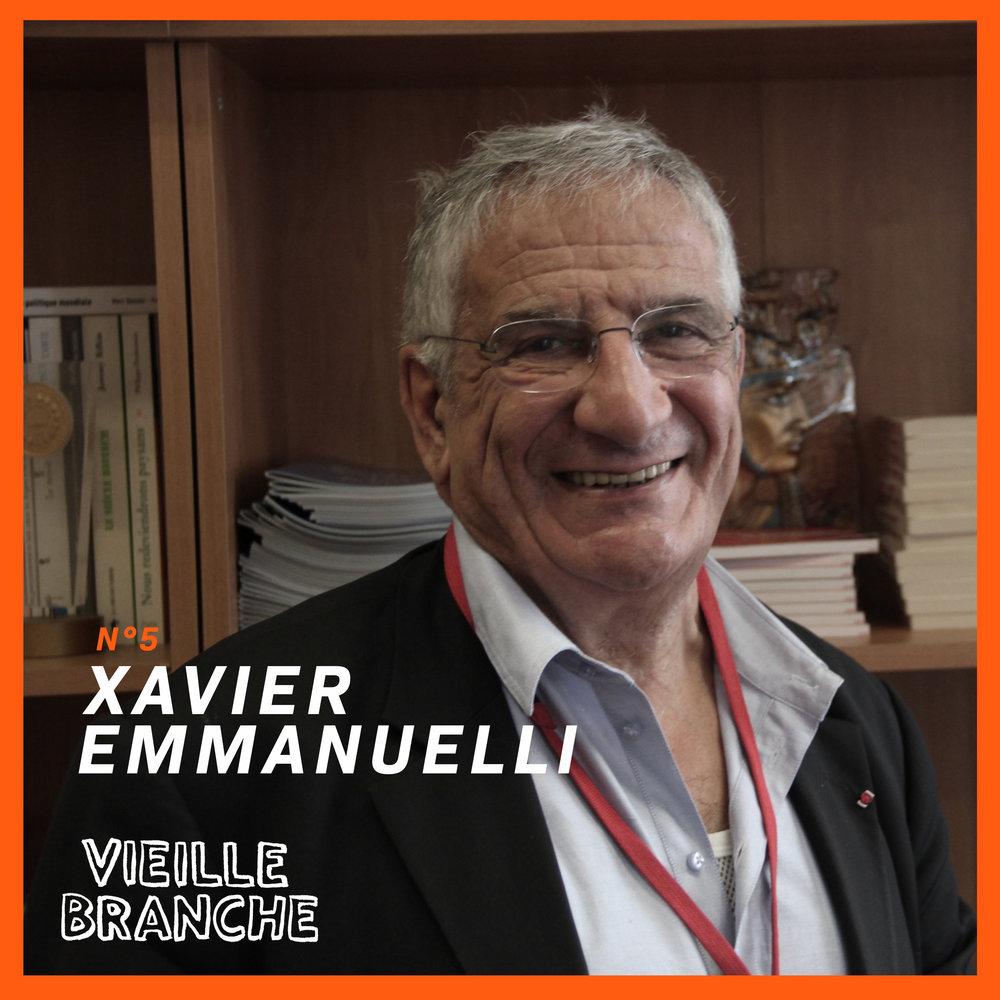 Épisode #5 : Xavier Emmanuelli, médecin et homme politique