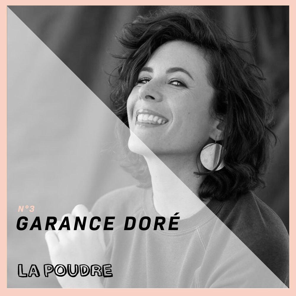 Épisode #3 - Garance Doré