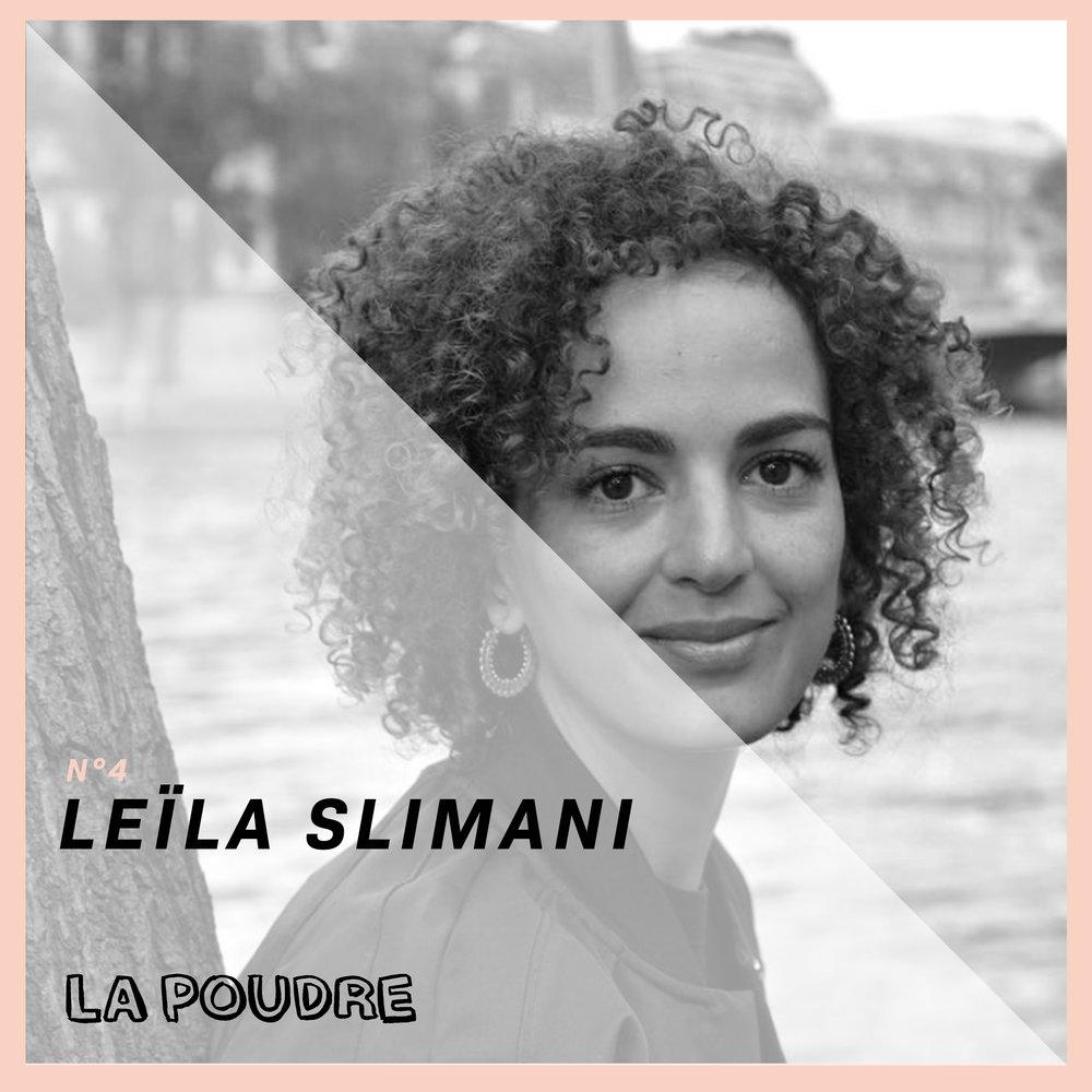 Épisode #4 - Leïla Slimani
