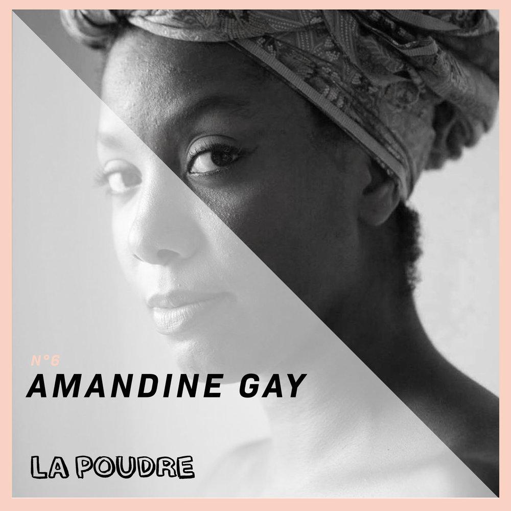 Épisode #6 - Amandine Gay