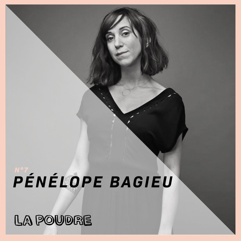 Épisode #7 - Pénélope Bagieu