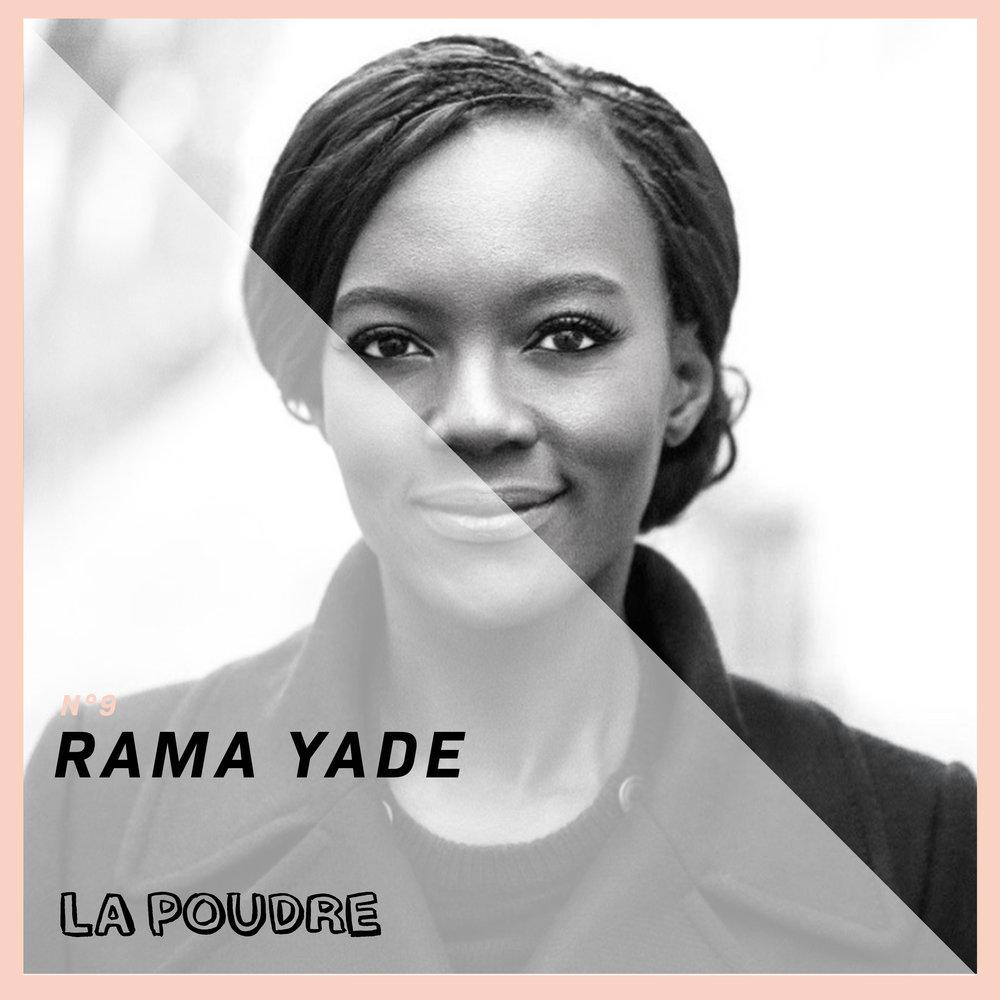 Épisode #9 - Rama Yade