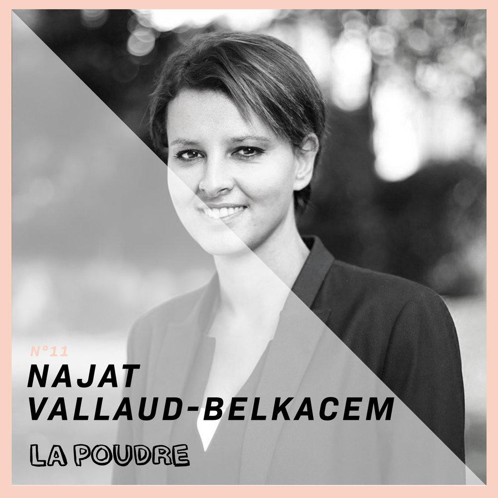 Épisode #11 - Najat Vallaud-Belkacem