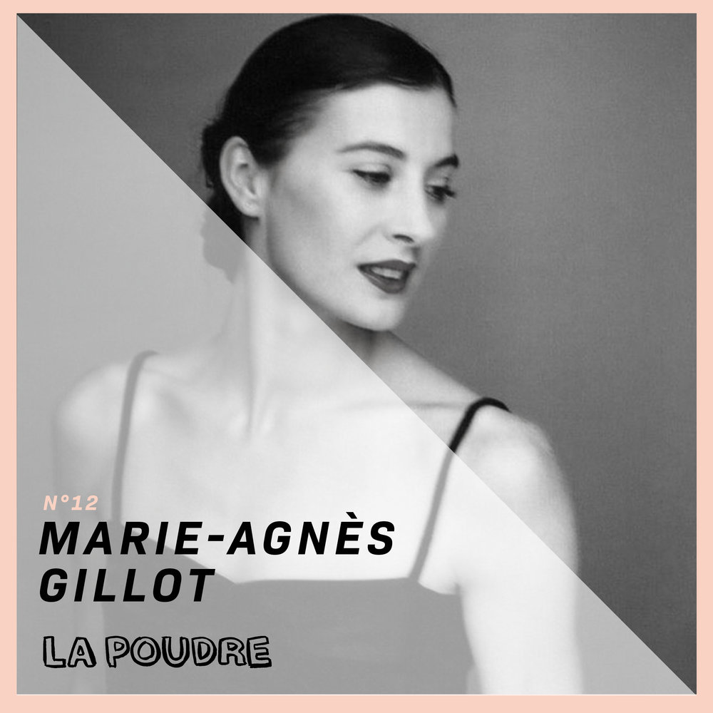 Épisode #12 - Marie-Agnès Gillot