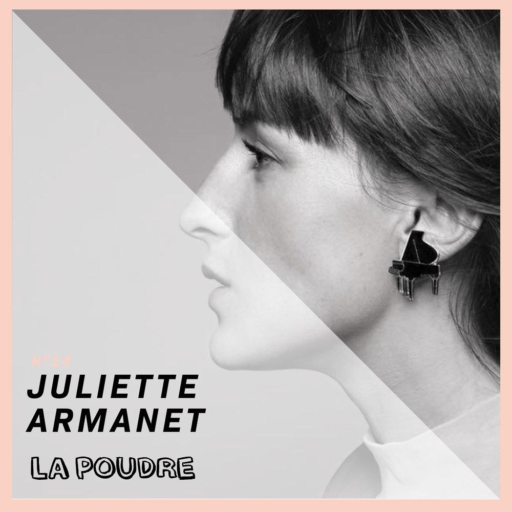 Épisode #14 - Juliette Armanet